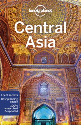 Cover image for Central Asia