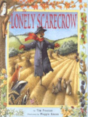 Cover image for The lonely scarecrow