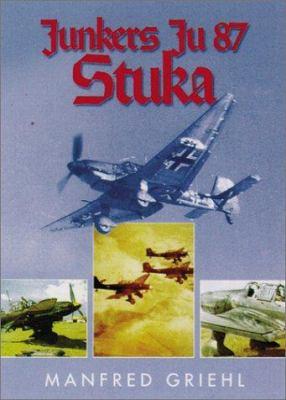 Cover image for Junkers JU 87 Stuka