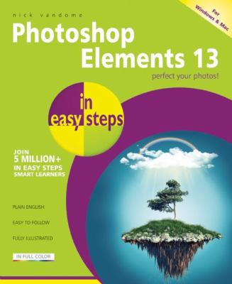 Cover image for Photoshop Elements 13