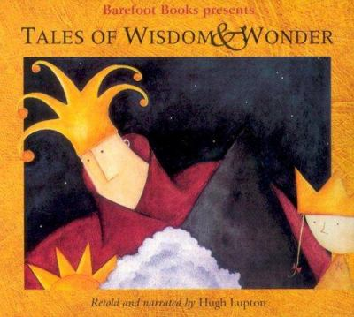 Cover image for Tales of wisdom & wonder