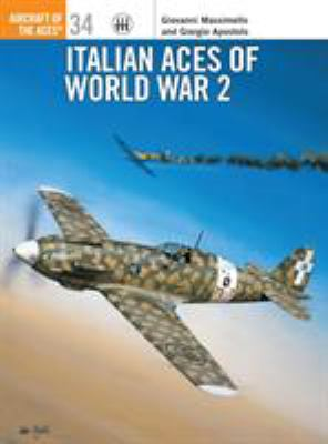 Cover image for Italian aces of World War 2