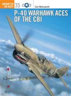 Cover image for P-40 Warhawk aces of the CBI