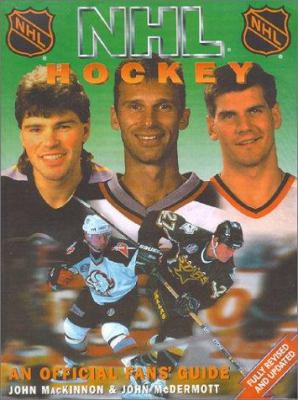 Cover image for NHL hockey : an official fans' guide