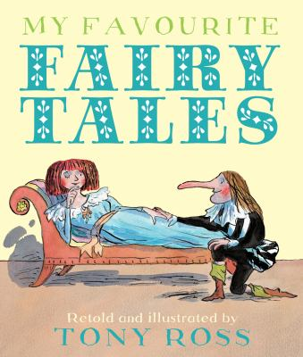 Cover image for My favourite fairy tales