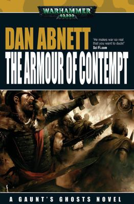 Cover image for The armour of contempt
