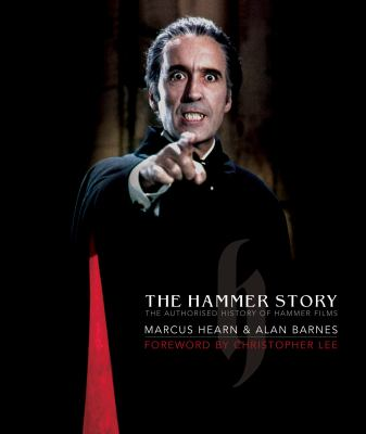 Cover image for The Hammer story : the authorised history of Hammer films