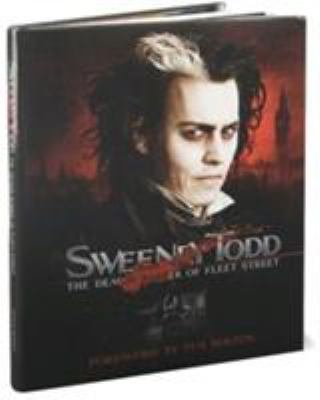 Cover image for Sweeney Todd : the demon barber of Fleet Street
