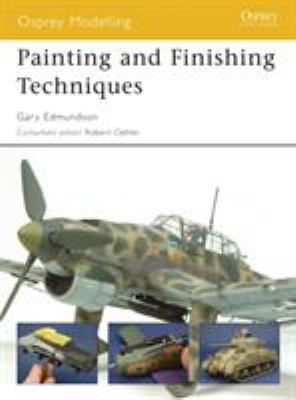 Cover image for Painting and finishing techniques