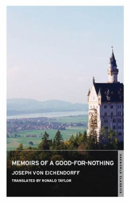 Cover image for Memoirs of a good-for-nothing