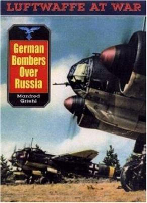 Cover image for German bombers over Russia