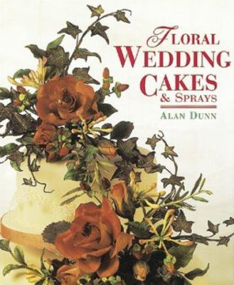 Cover image for Floral wedding cakes & sprays