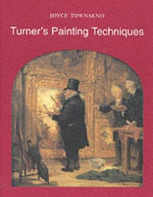 Cover image for Turner's painting techniques