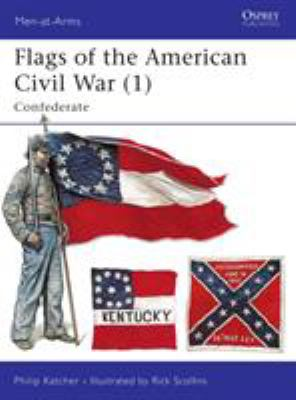 Cover image for Flags of the American Civil War