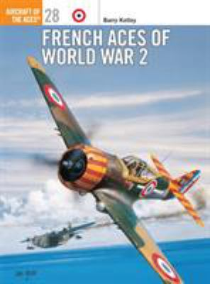 Cover image for French aces of World War 2