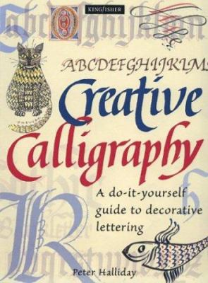 Cover image for Creative calligraphy