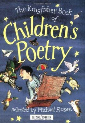 Cover image for The Kingfisher book of children's poetry