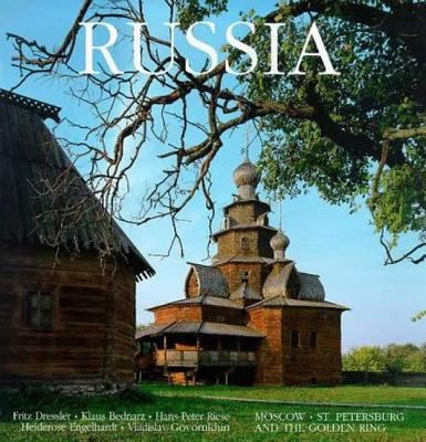 Cover image for Russia : Moscow, St. Petersburg and the Golden Ring