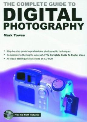 Cover image for The complete guide to digital photography