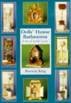 Cover image for Dolls' house bathrooms : lots of little loos