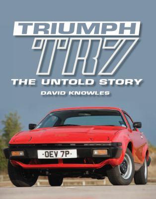 Cover image for Triumph TR7