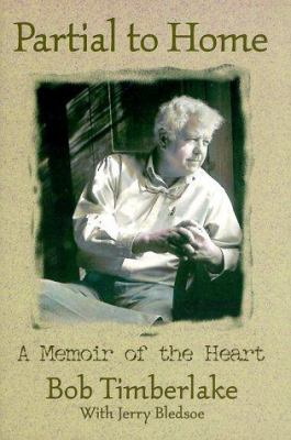 Cover image for Partial to home : a memoir of the heart