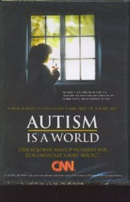 Cover image for Autism is a world