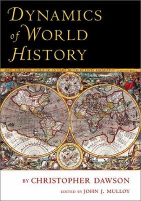 Cover image for Dynamics of world history