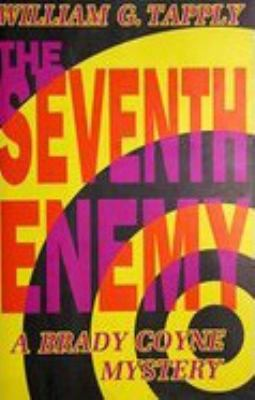 Cover image for The seventh enemy
