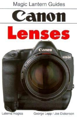 Cover image for Canon lenses