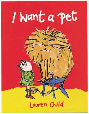Cover image for I want a pet