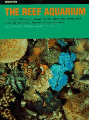 Cover image for The reef aquarium : a comprehensive guide to the identification and care of tropical marine invertebrates