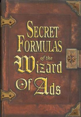 Cover image for Secret formulas of the wizard of ads