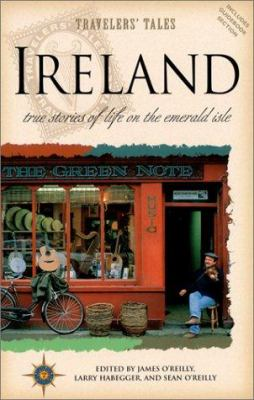 Cover image for Ireland : true stories of life on the Emerald Isle