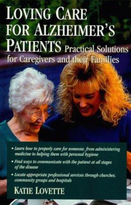 Cover image for Loving care for Alzheimer's patients
