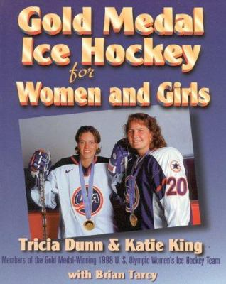 Cover image for Gold medal ice hockey for women and girls