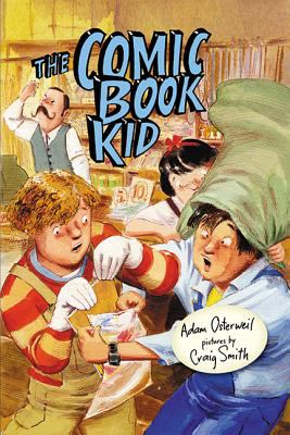 Cover image for The comic book kid