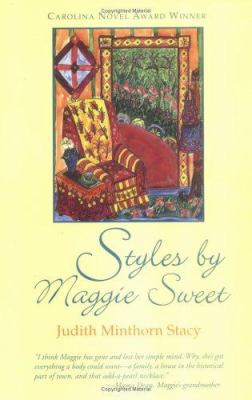 Cover image for Styles by Maggie Sweet
