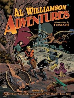 Cover image for Al Williamson adventures