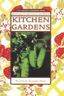 Cover image for Kitchen gardens : beyond the vegetable patch