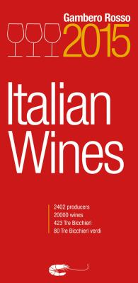 Cover image for Italian wines 2015