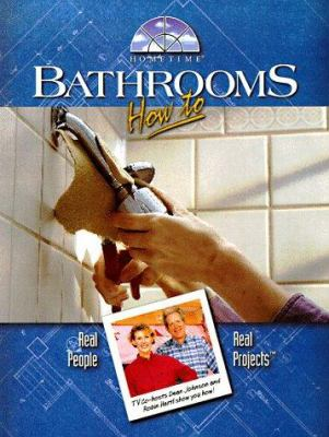 Cover image for Bathrooms : how to