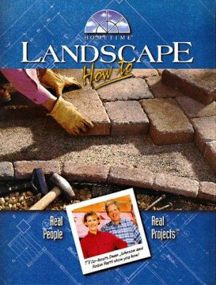 Cover image for Landscape : how to