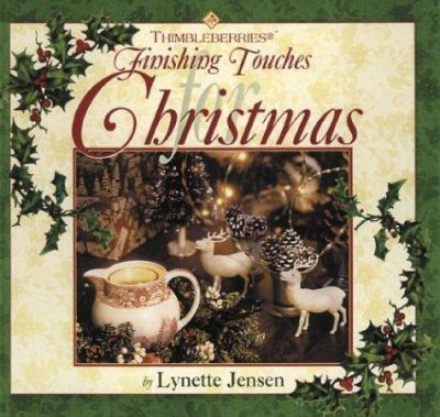 Cover image for Finishing touches for Christmas