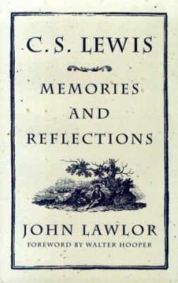 Cover image for C.S. Lewis : memories and reflections