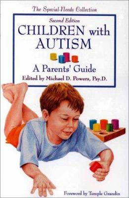 Cover image for Children with autism : a parent's guide