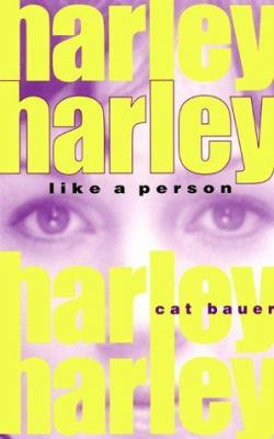 Cover image for Harley, like a person