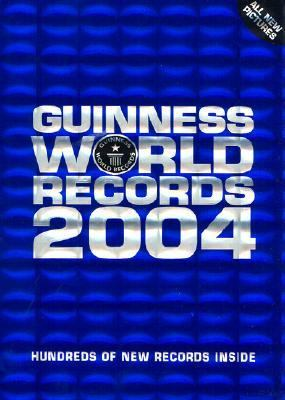 Cover image for Guinness world records, 2004.