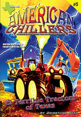 Cover image for Terrible tractors of Texas