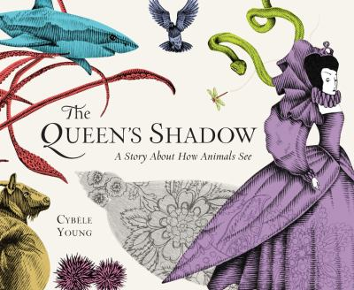 Cover image for The queen's shadow : a story about how animals see